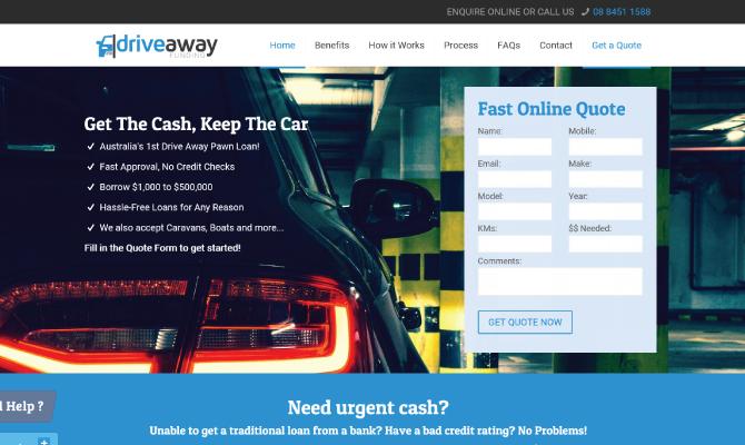 drive-away-funding-asset-loans