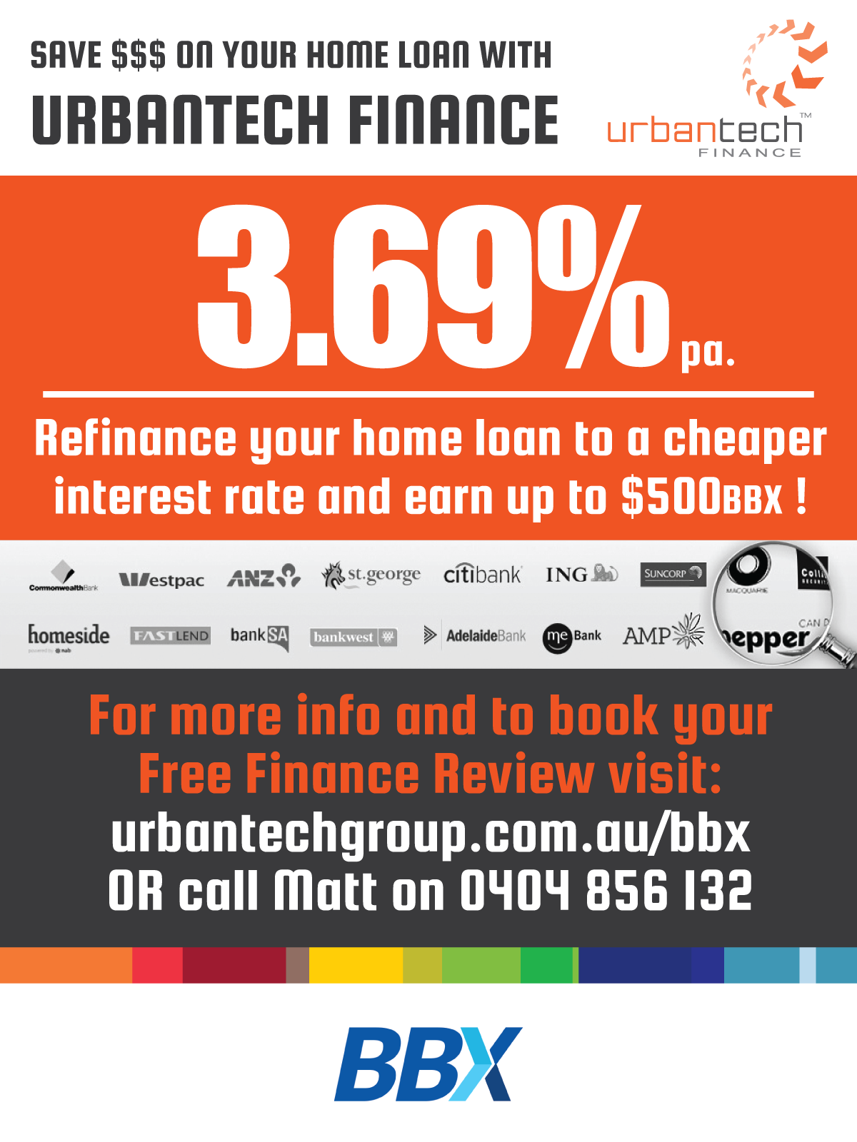 refinance your home loan to a cheaper interest rate and earn up to