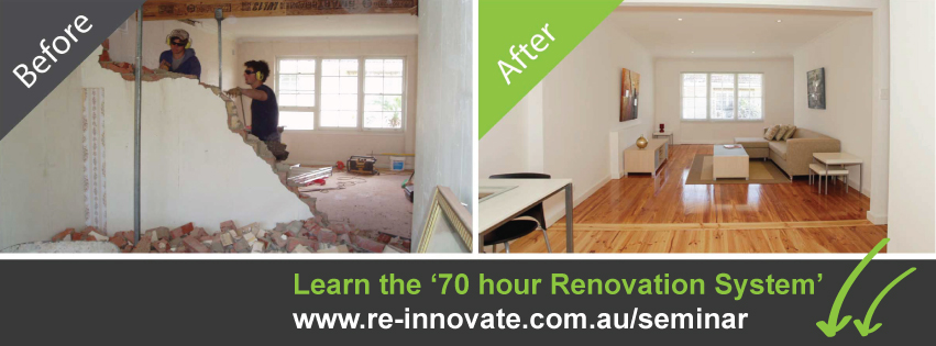 re-innovate.com.au before and after